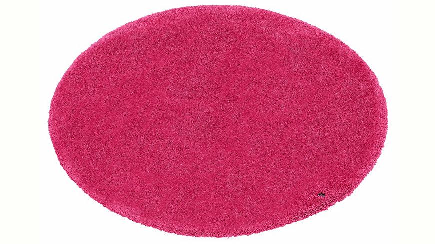 hochflor teppich rund tom tailor soft h he 30 mm. Black Bedroom Furniture Sets. Home Design Ideas
