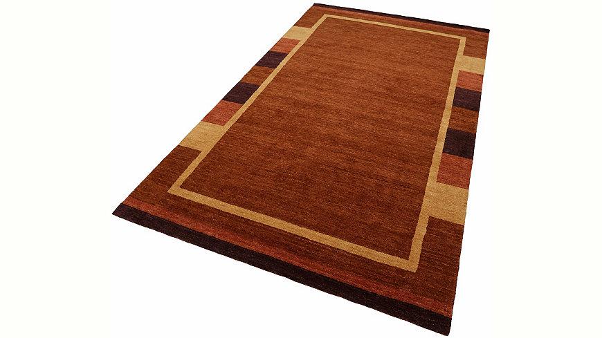 Teppich, Luxor Living, »Floreffe«, handgeknüpft, Woll