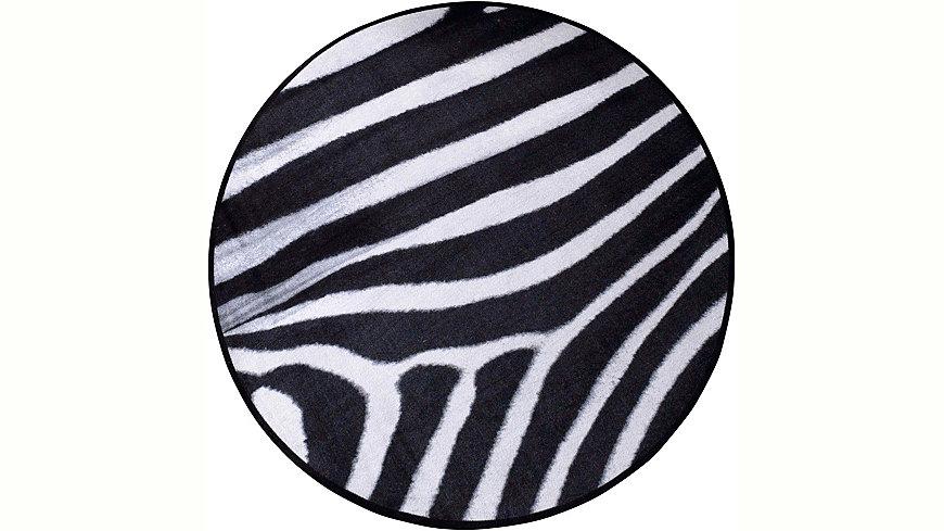 Teppich, Zala Living, »Animal Print Zebra« in FellOptik